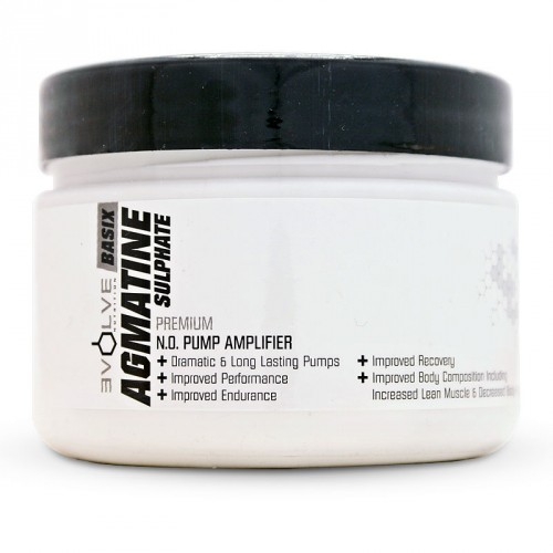 Evolve Nutrition Basix Agmatine Sulphate