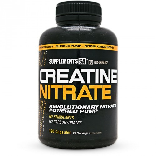 Supplements SA Creatine Nitrate