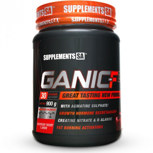 Supplements SA Ganic-F Version 2.0