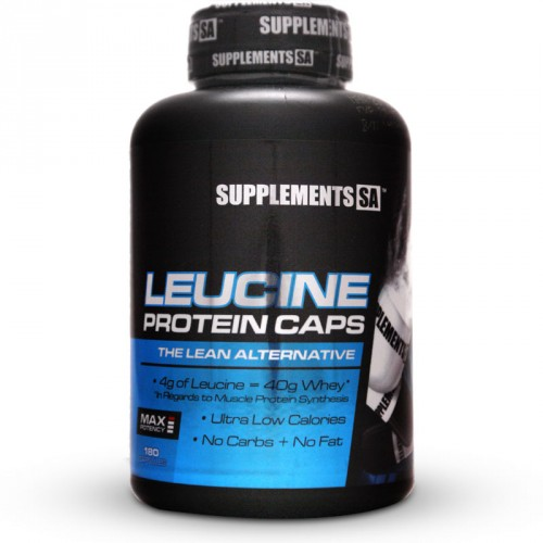 Supplements SA Leucine Protein Caps