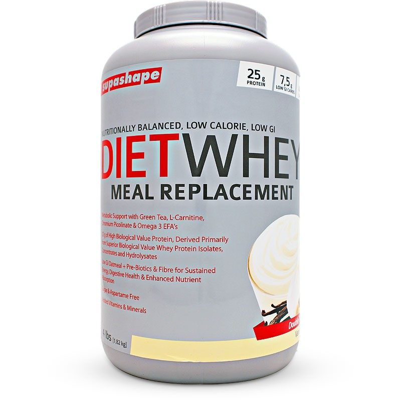 Best whey protein meal replacement