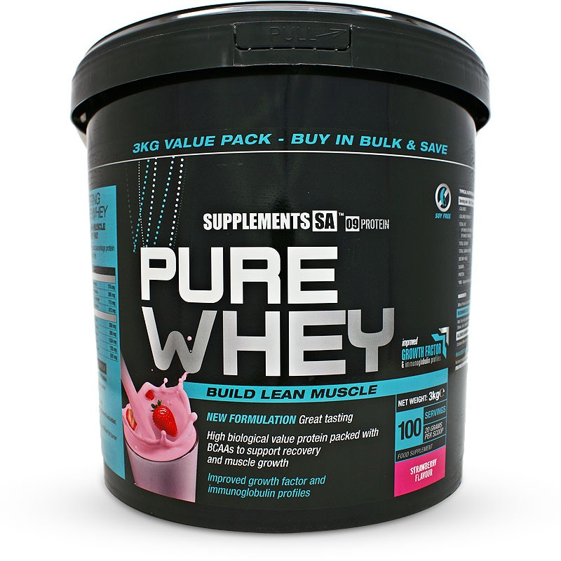 Supplements SA Pure Whey Protein
