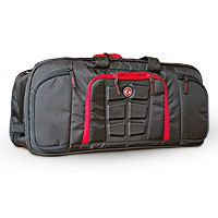 6 Pack Fitness Beast Duffel Bag