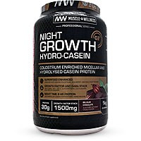 Muscle Wellness Night Growth Hydro-Casein
