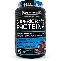 Muscle Wellness Superior Protein