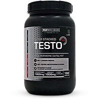 Muscle Wellness Testo RX