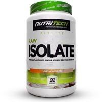 Nutritech Raw Whey Isolate