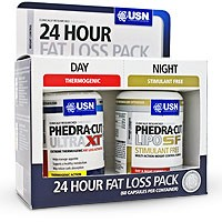USN 24 Hour Fat Loss Pack