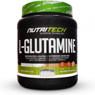 when to take l glutamine for muscle recovery
