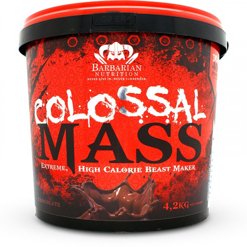 Barbarian Nutrition Colossal Mass