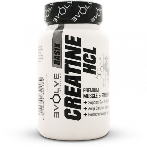 Evolve Nutrition Basix Creatine HCL