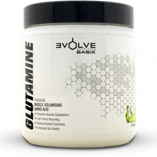 Evolve Nutrition Basix Glutamine
