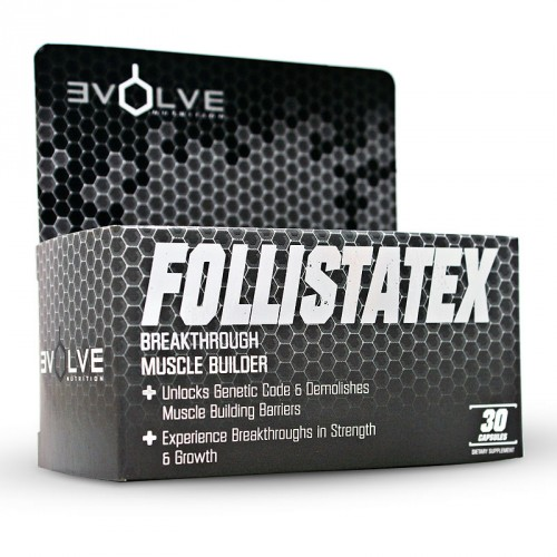 Evolve Nutrition Follistatex