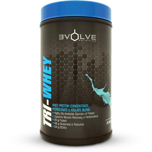 Evolve Nutrition Tri-Whey