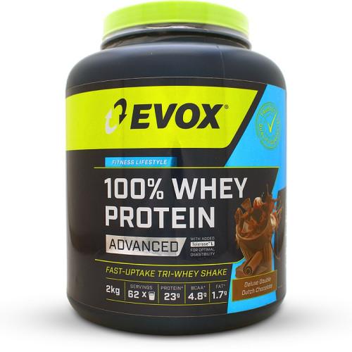 EVOX 100% Whey Protein Advanced (2kg)