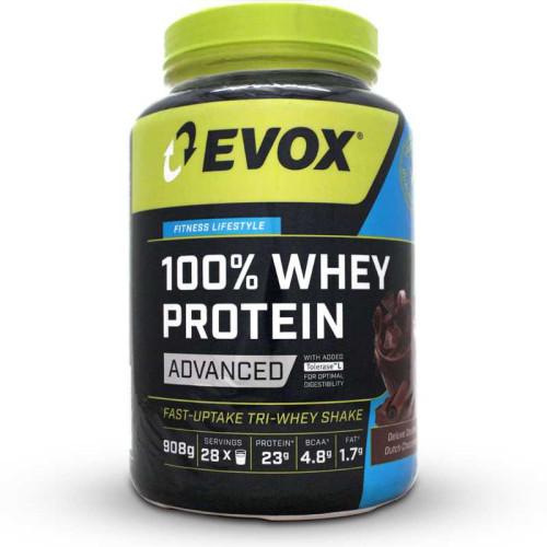 EVOX 100% Whey Protein Advanced (908 grams)