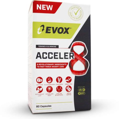 EVOX Acceler 8