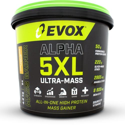 EVOX Alpha 5XL Ultra-Mass