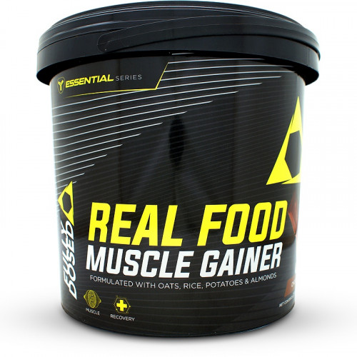 Fully Dosed Real Food Muscle Gainer