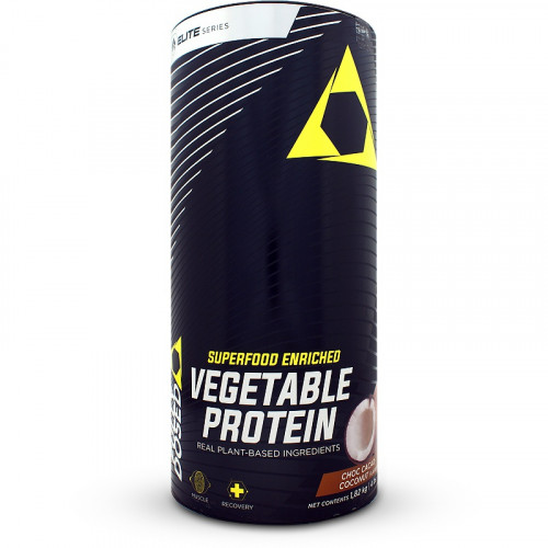 Fully Dosed Vegetable Protein