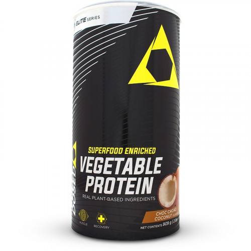 Fully Dosed Vegetable Protein (30 Servings)
