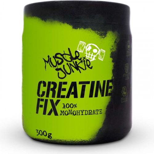 Muscle Junkie Creatine Fix (300 grams - Unflavoured)