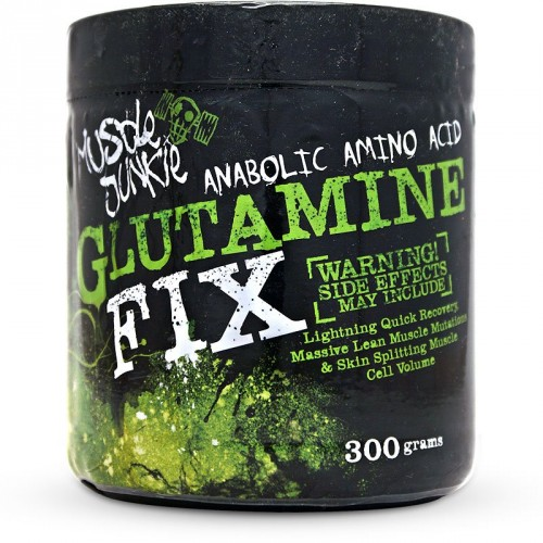 Muscle Junkie Glutamine Fix