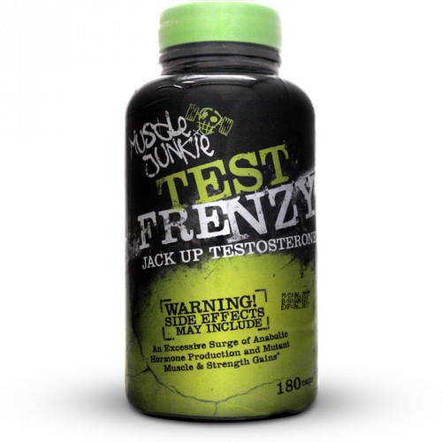 Muscle Junkie Test Frenzy