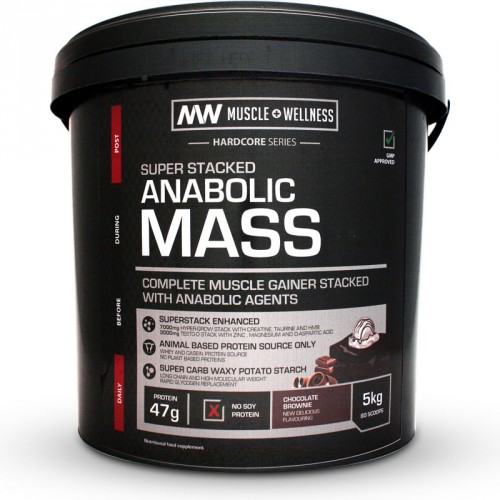Muscle Wellness Anabolic Mass