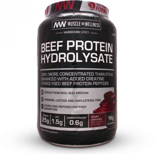 Muscle Wellness Beef Protein Hydrolysate