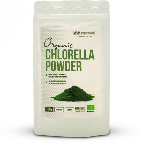 Muscle Wellness Organic Chlorella Powder