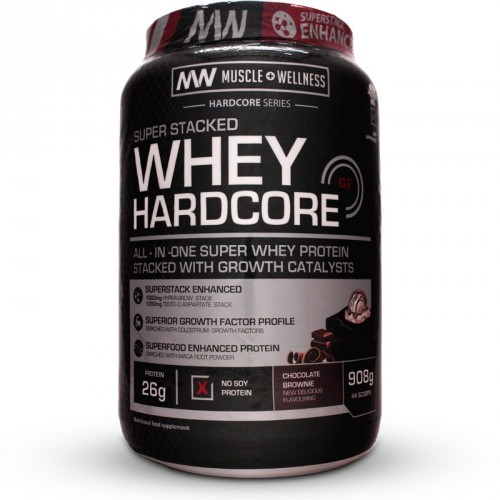 Muscle Wellness Whey Hardcore