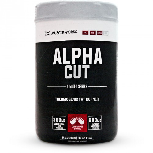 Muscle Works Alpha Cut