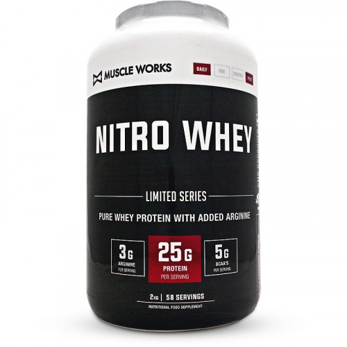 Muscle Works Nitro Whey (2kg)