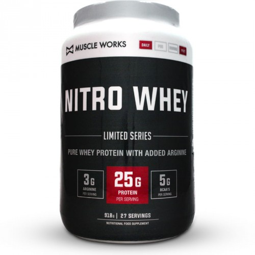 Muscle Works Nitro Whey