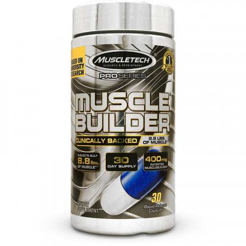 MuscleTech Muscle Builder Pro Series
