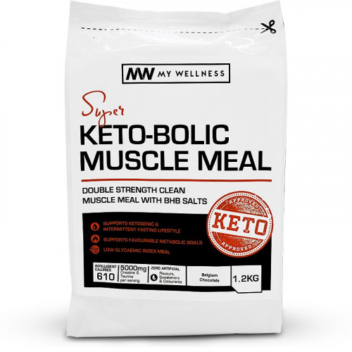 My Wellness Keto-Bolic Muscle Meal