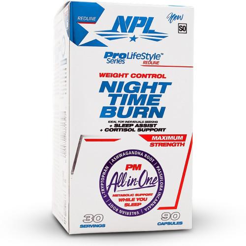 NPL Night Time Burn
