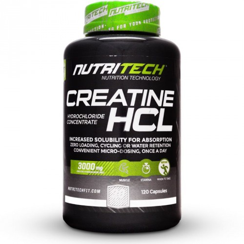 Nutritech Creatine HCL