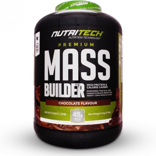 Nutritech Mass Builder