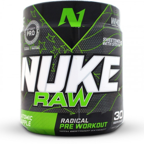 Nutritech Nuke Raw (30 servings)