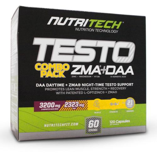 Nutritech Testo Combo Pack