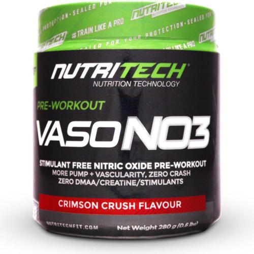 Nutritech Vaso-NO3