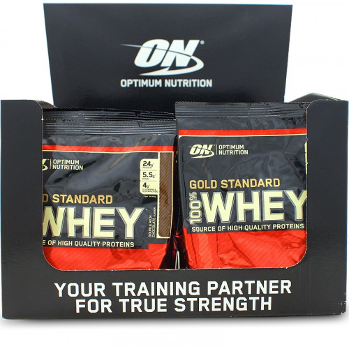 Optimum Nutrition 100% Whey Gold Standard Sachets