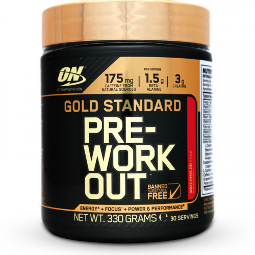 Optimum Nutrition Gold Standard Pre-Workout (30 Servings)