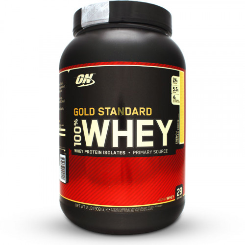 Optimum Nutrition 100% Whey Gold Standard (908 grams)