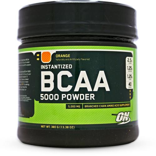 Optimum Nutrition Instantized BCAA Powder