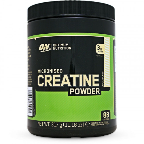 Optimum Nutrition Micronized Creatine Powder (317 grams)