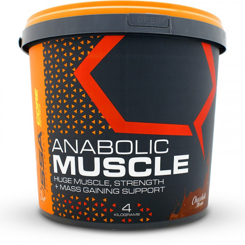 SSA Supplements Anabolic Muscle