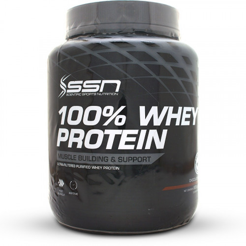 SSN 100% Whey Protein (909 grams)